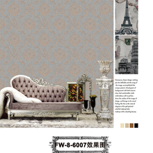 Website alibaba personalization style dustproof good quality asian style wallpaper for home decor