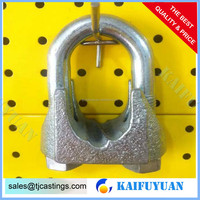 400 Wire Rope Clip Similar Din 741 Size Confirm