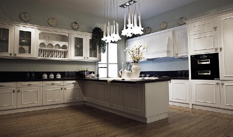 2014 moderne de laque haute brillance d 39 armoires de cuisine vendre porte d 39 armoire de for Les plus beaux ilots de cuisine versailles