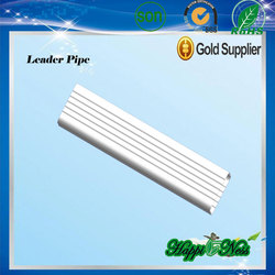 the first choice of pvc rain gutters for roofing water