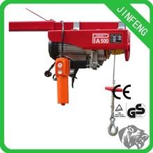 Mini alzamiento eléctrico buen fabricante