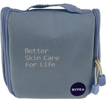 Fashionable business travel toiletry kits for make- up