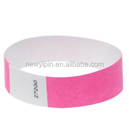 Cheap One Time Use Paper Band