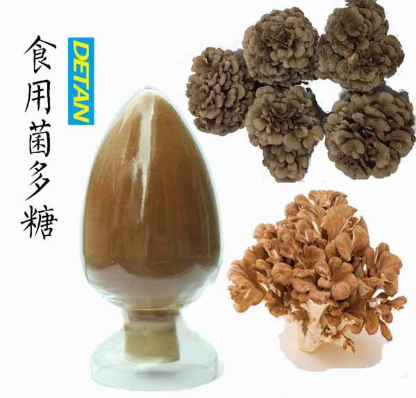 Органические майтаке гриб извлечение порошок гриб полисахариды