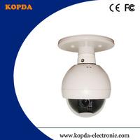 "ceiling mount outdoor speed dome camera,1/3"" Super HAD II Sony CCD,color 700tvl,16 present,vandalproof/weatherproof"