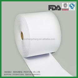 Food Grade White Kraft Paper Material Kraft Paper Raw Material Paper Bag Materials