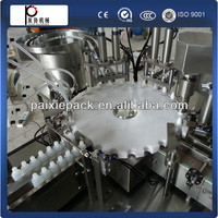 full automatic adhesive filling machine