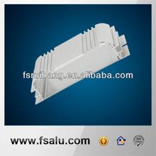 China custom extrusion aluminium box to inverter