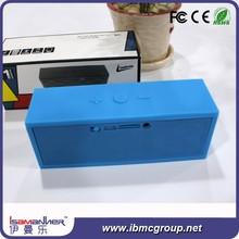 Portable mini bluetooth cheap wireless speaker box, usb mini speaker music box