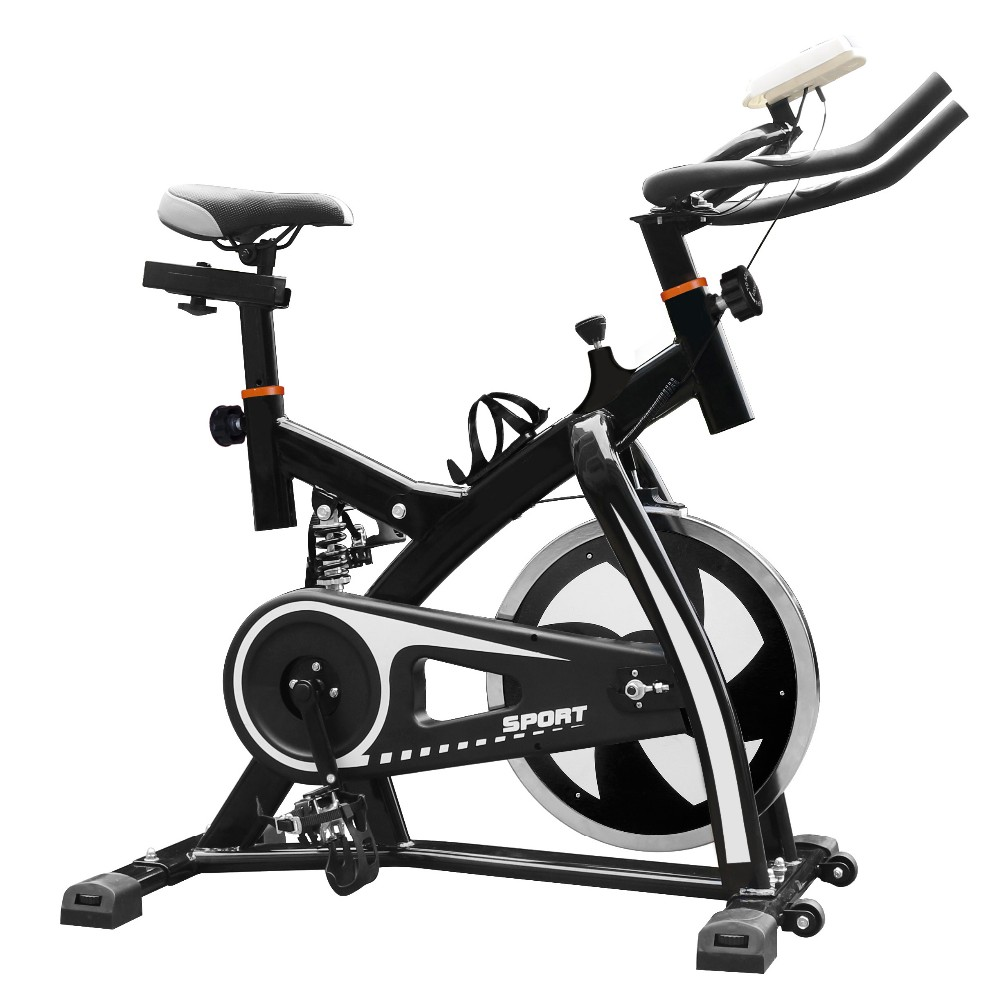 Strength Training For Cycling: Strength Training Equipment Spin Bike Vibration Plate Gym