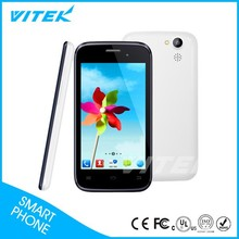 """4.0"""" TN WVGA Quad Core Android 4.4 3G Smart Phone Android Mobile"""