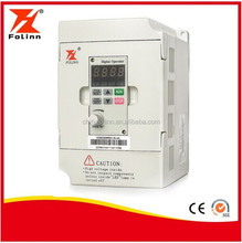 380V 2.2KW mini frequency inverter for water pump with CE approval