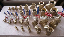 brass valve automatic hot forging press Punch Press machine