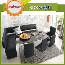 Mesa de comedor de la base / acrílico tabla venta con mesa de comedor