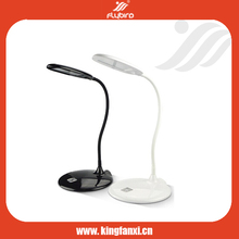 Dimmer portable rechargeable kids table lamp