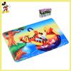 Winne bear and Tigger theme China manufacturer printed bath kids table mats