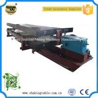 Mineral Concentration Iron Dressing Table