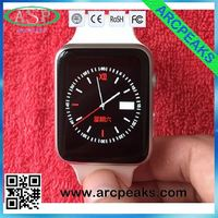 Fashionable smart watch Phone & Smart Watch Sync to Android IOS Smart Phone