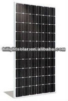 high quality 160w solar modules with CE CE TUV