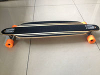 high quality 36 x 9 inch longboard skateboards wood decks