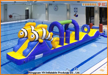 hot sale inflatable combined water combo game