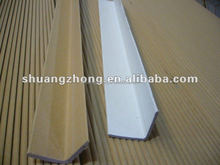 environmental brown paper corner protector for carton pallet