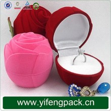 exquisite earring bracelet necklace fancy paper jewelry box packaging box