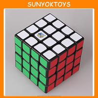 Yuxin Zhisheng Unicore King 4x4 Speed Cube Plastic Cube Puzzle