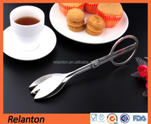 Made Of High Quality Stainless Steel BBQ Tong Kitchen Utensil