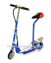 aluminio niños scooter eléctrico con vehículos de dos ruedas
