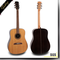 acustic guitar ,AAA solid wood 41'' high quality rosewood acoustic china made guitar FB-D520S