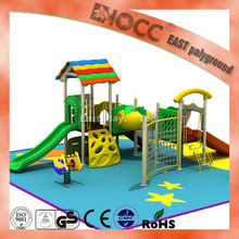 Popular And Amusing integrated play equipment for outdoor YST30710-6
