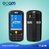 OCBS-D008 handheld windows ce 6.0 pda industrial, linux wifi barcode scanner