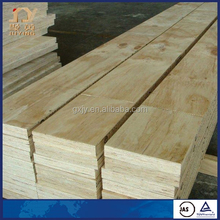 New Zealand Radiata Pine LVL Plywood For Wooden House Building