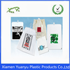 Printed Plastic Drawstring bag/PE Drawsting bag,Suitable for gift or exhibition.
