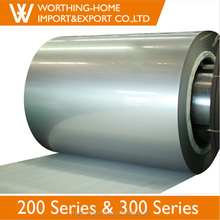 SS304 Cold rolled coil stainless steel price per ton