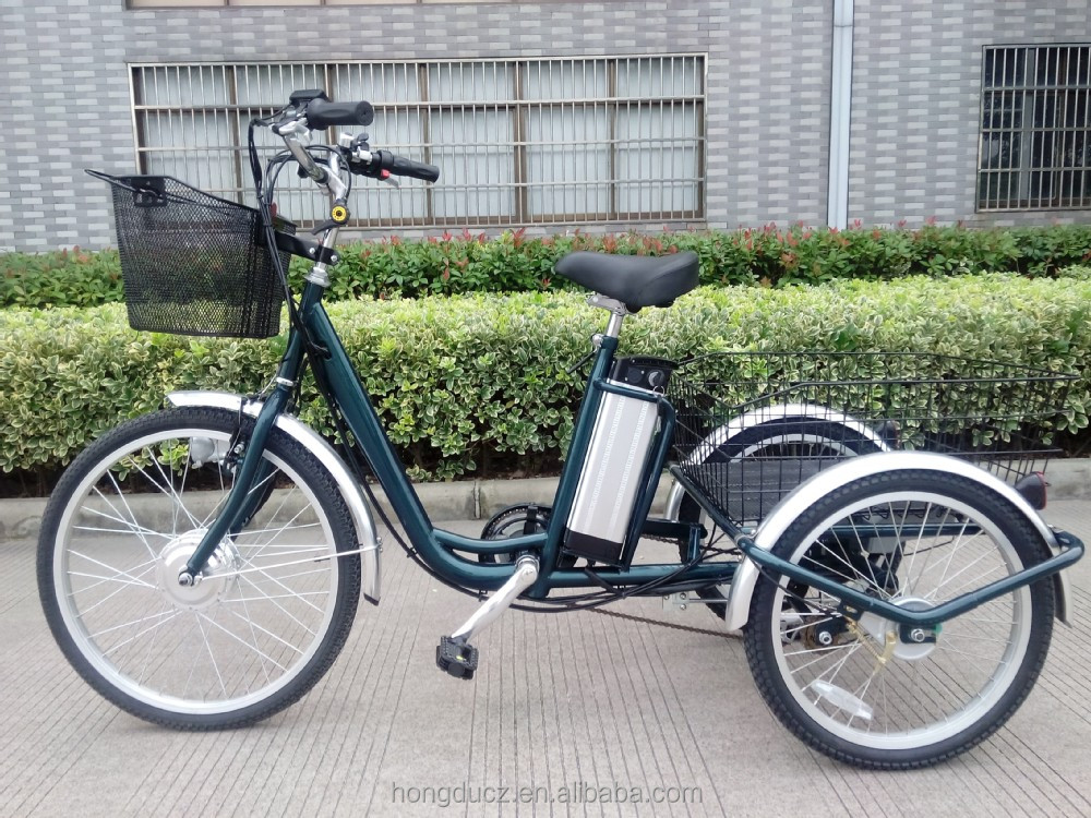 Three Wheel Bike Electric Motor