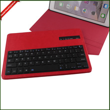 for iPad Air Keyboard Case , for iPad 5 Keyboard Case , Keyboard Leather Case for ipad