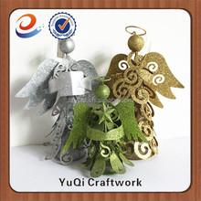 Angel shaped christmas tree popular christmas decorations