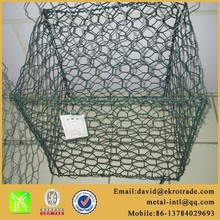 Gabion Box/ PVC coated stone cage