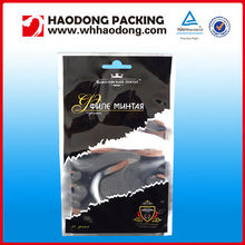 OEM Heat Seal Resealable Plastic Bags For Food