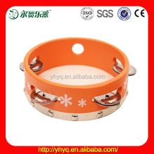 großhandel spielzeug aus china mini holz handgefertigt tamburin