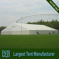 Best ABS hard wall for outside warehouse storg marquee tent