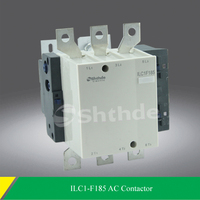 china LC1-F185 electromagnetic AC Electric Contactor/dc contactor 110V 220V 380V COIL 3phase 3/4 pole contactor