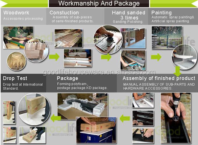 Cheap study table home furniture ikea computer desk GLT18067