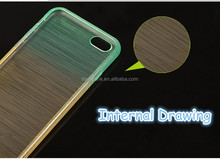 professional Beautiful gradient color stylish mobile phone back cover