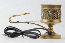 Electric incense burner / Arabic aroma burner/ handle with diamond/burning coal
