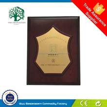 Manufacturer Memorial welcome wooden plaques