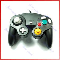 игровой контроллер для gamecube ngc gc для wii черный