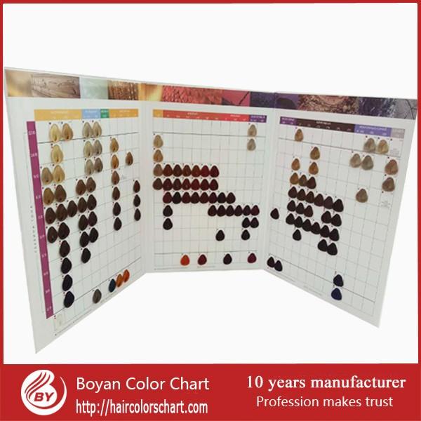 140 couleurs de cheveux couleur de mlange tableau professionnel cheveux couleur utiliser pour la coloration des - Tableau Coloration Cheveux